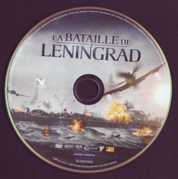 La bataille de Leningrad (Stiker)