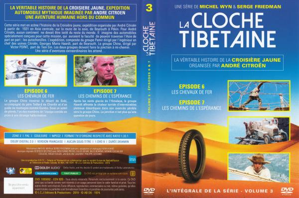 La cloche Tibétaine (DVD 3)