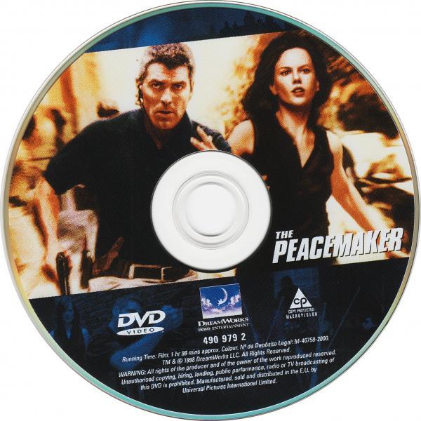 Le pacificateur ( sticker )