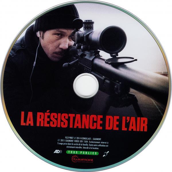 La resistance de l'air (sticker)