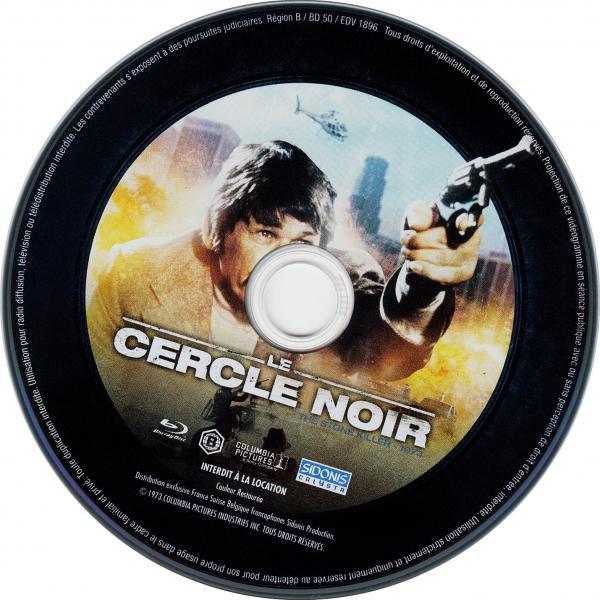 Le cercle noir (blu-ray) ( sticker )