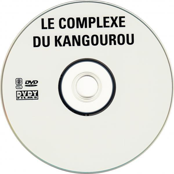 Le complexe du kangourou ( sticker )