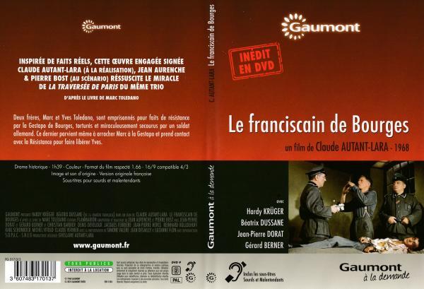 Le franciscain de Bourges slim