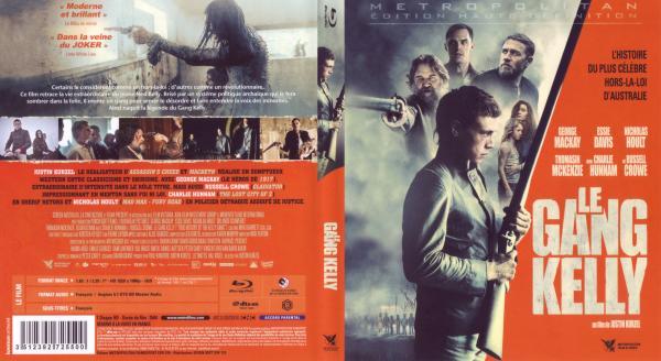 Le gang Kelly (Blu-ray)