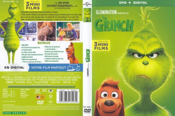 Le grinch (anime)