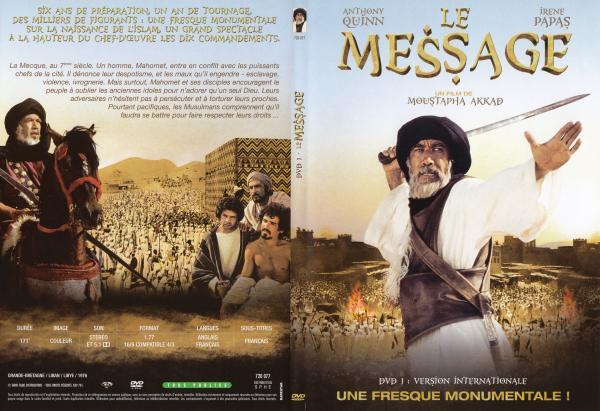 Le message Dvd 1 (Version Internationnale)