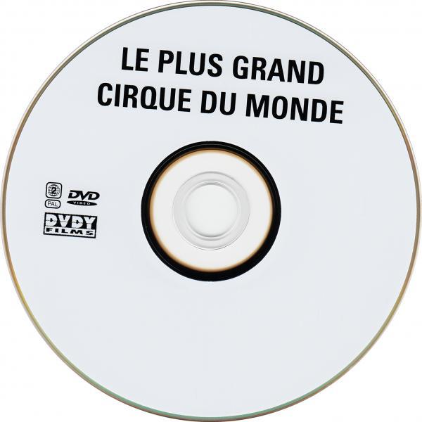 Le plus grand cirque du monde (sticker)