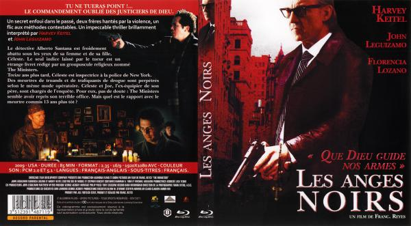 Les anges noirs blu-ray