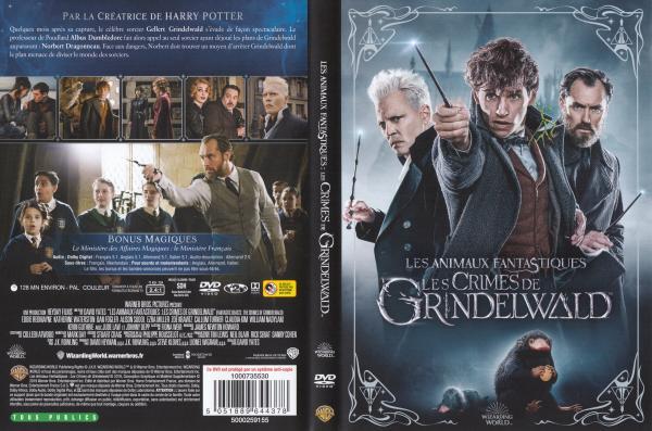 Les animaux fantastiques les crimes de Grindewald