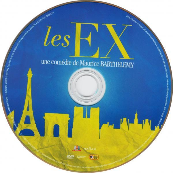 Les ex ( sticker )