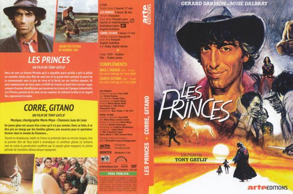 Les princes + Corre, gitano