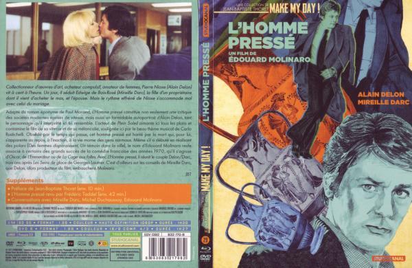L'homme pressé (1977 - Combo Dvd & Blu-ray)