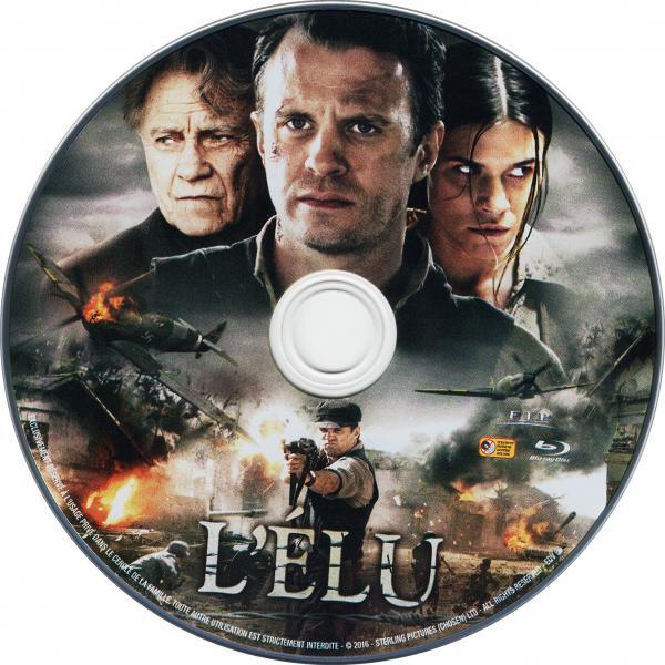 L'elu ( blu-ray )( sticker )