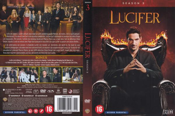 Lucifer Saison 3