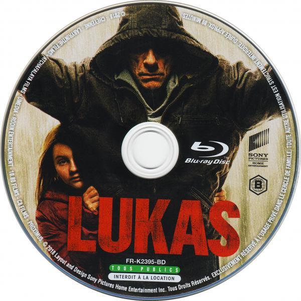 Lukas (blu-ray) ( sticker )