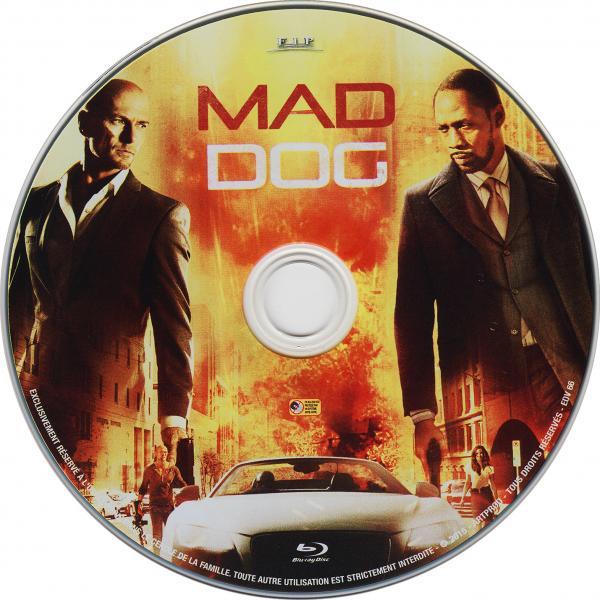 Mad dog (sticker) (blu-ray)