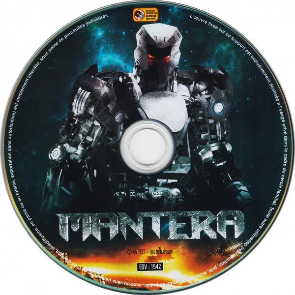 Mantera ( sticker )