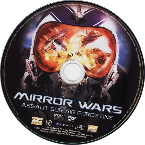 Mirror wars ( sticker )