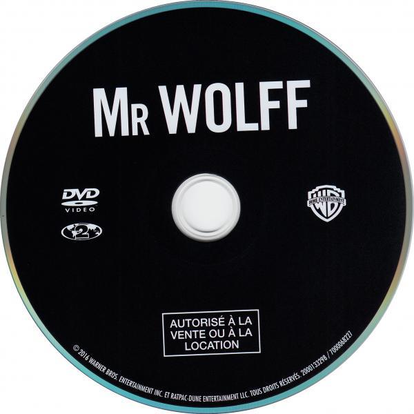 Mr wolff ( sticker )