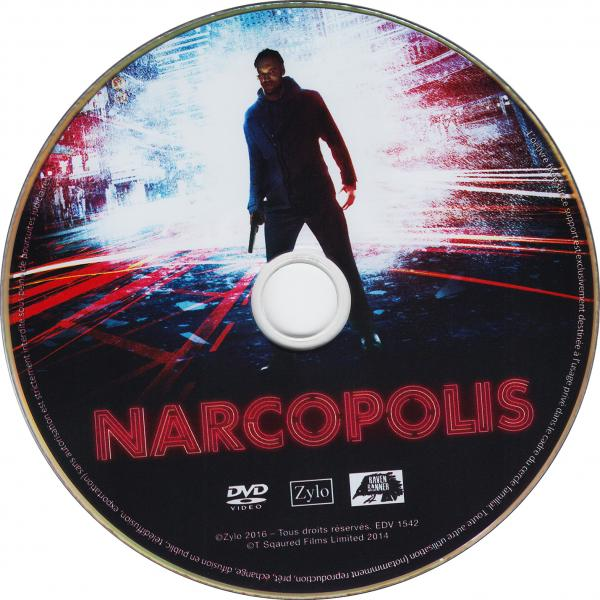 Narcopolis ( sticker )