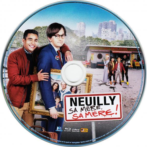 Neuilly sa mere sa mere (sticker)(Blu-Ray)