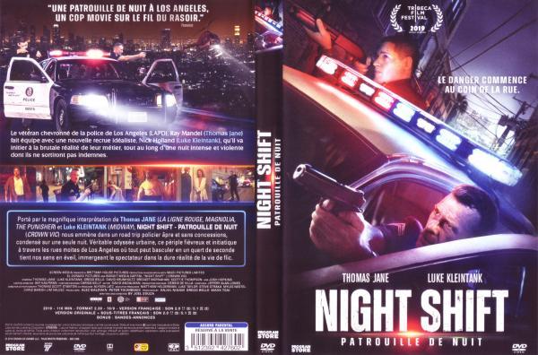 Night shift patrouille de nuit