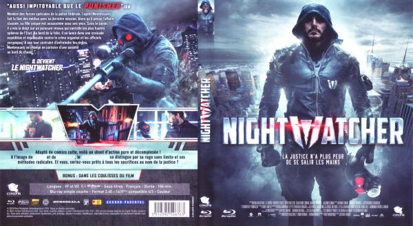 Nightwatcher (Blu-ray)