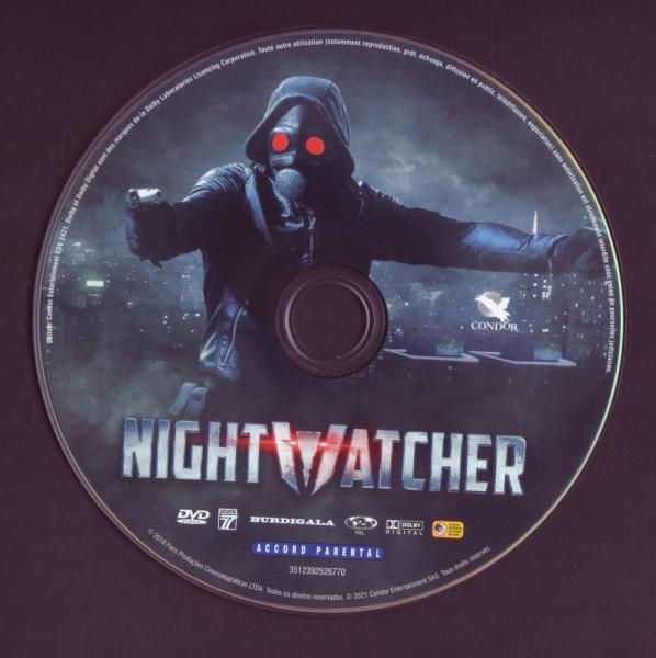 Nightwatcher (Sticker)