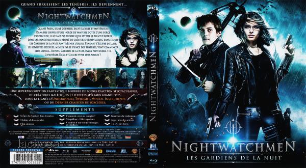 Nightwatchmen (Blu-Ray)