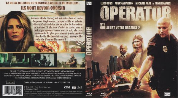 Operator blu-ray