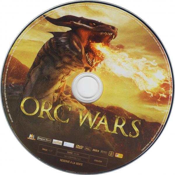 Orc wars ( sticker )
