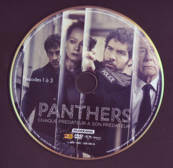 Panthers (Sticker Disc 1)