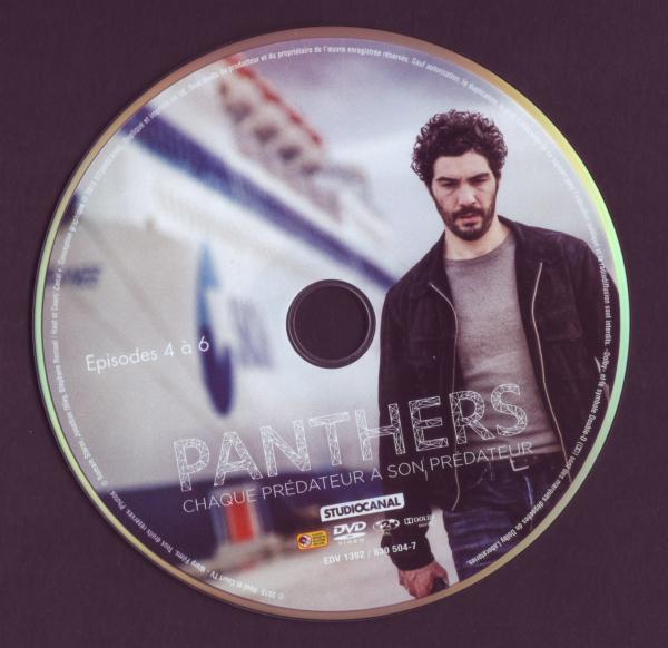 Panthers (Sticker Disc 2)