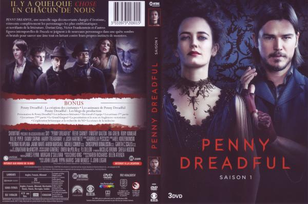 Penny dreadful Saison 1