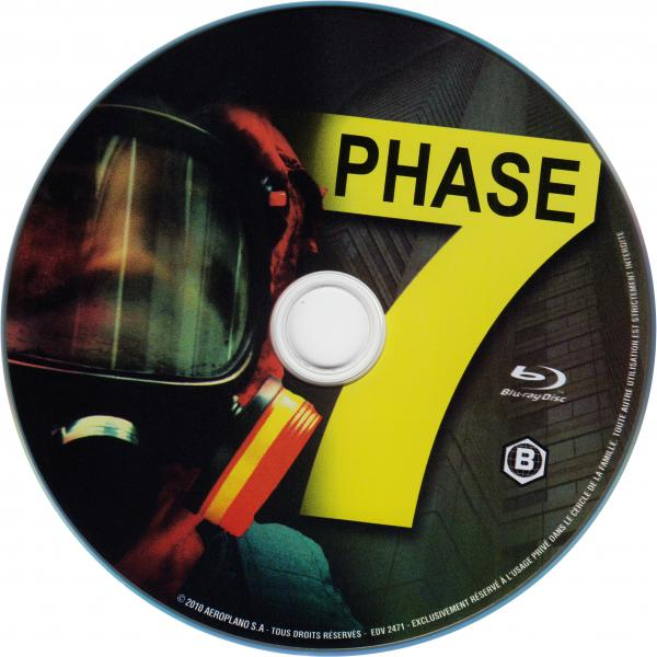 Phase 7 ( blu-ray ) sticker
