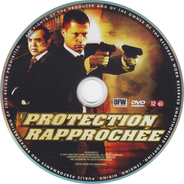 Prtection rapprochee ( 2007) v2 sticker