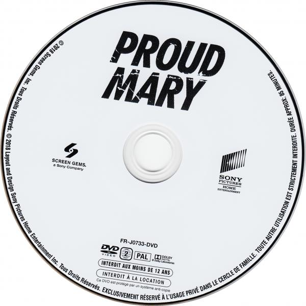 Proud mary (sticker)