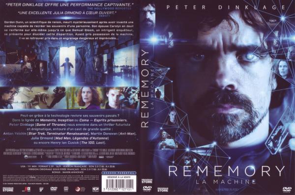 Rememory La machine