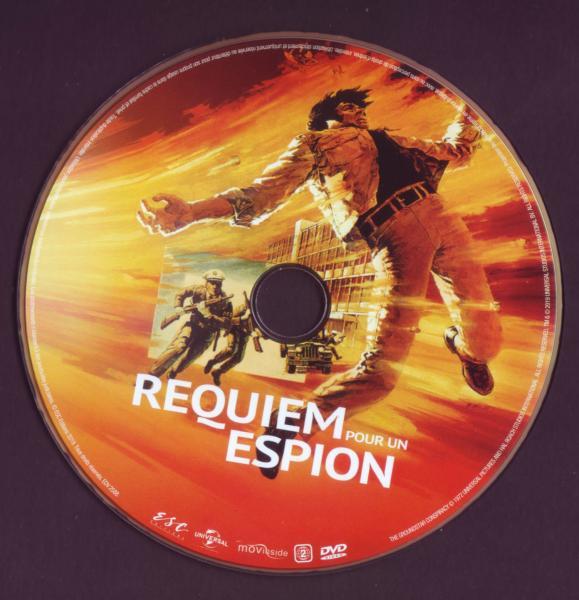 Requiem pour un espion (Sticker)
