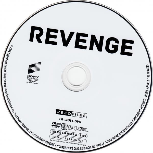 Revenge (2018)(sticker)