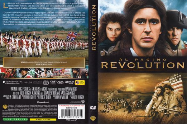 Revolution (1985 Al Pacino)