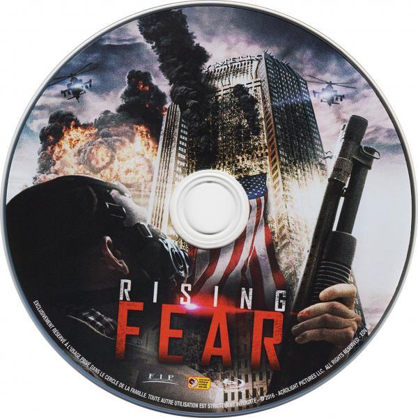 Rising fear (sticker) (blu-ray)