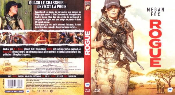 Rogue (2020) (Blu-ray)