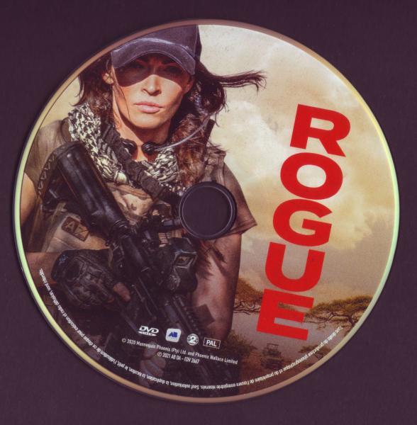 Rogue (2020) (Sticker)