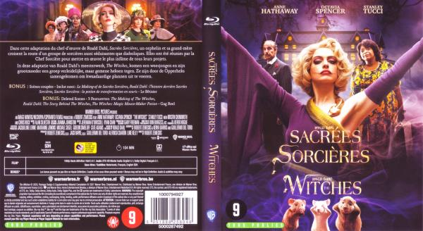 Sacrées sorcières (Blu-ray) (2020)