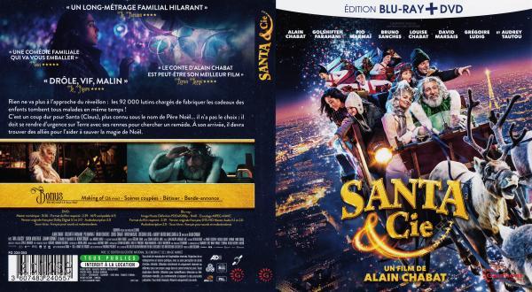Santa & cie  (blu-ray)