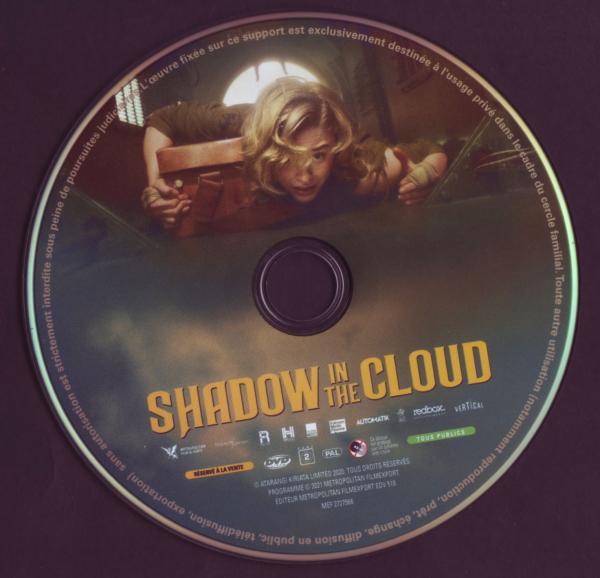Shadow in the cloud (Sticker)