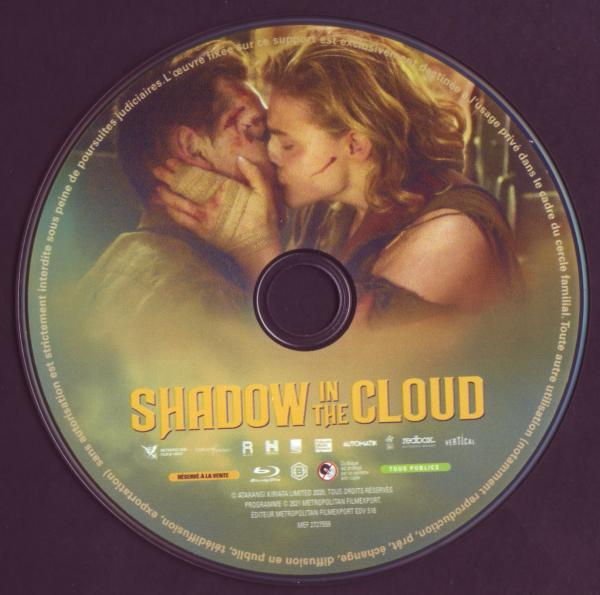 Shadow in the cloud (Sticker Blu-ray)