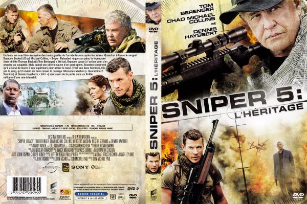 Sniper 5 l'heritage