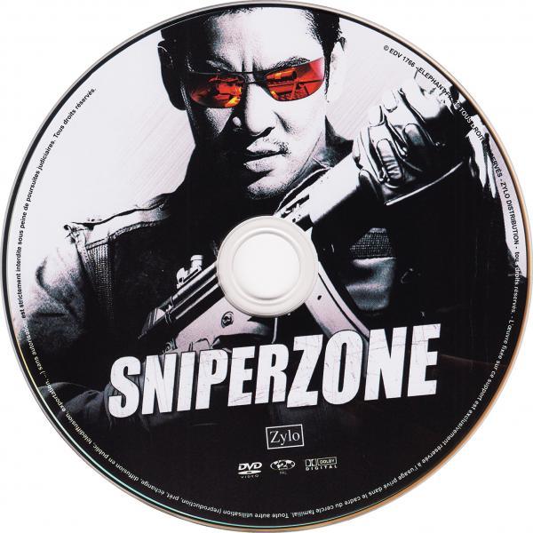 Sniper zone ( sticker )